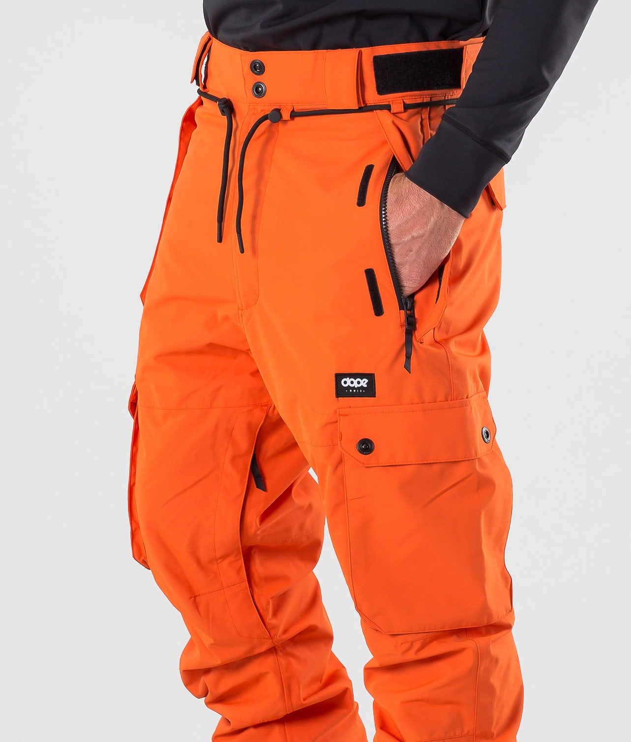 Dope Iconic Skibukse Orange