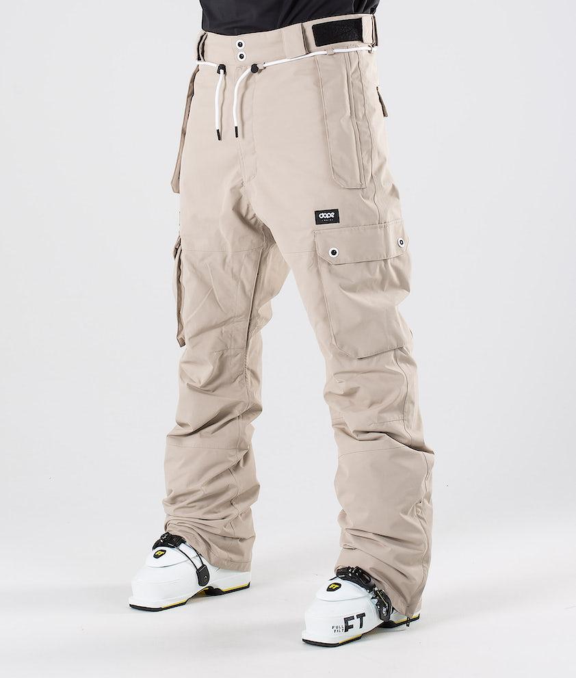 Dope Iconic Pantalon de Ski Sand
