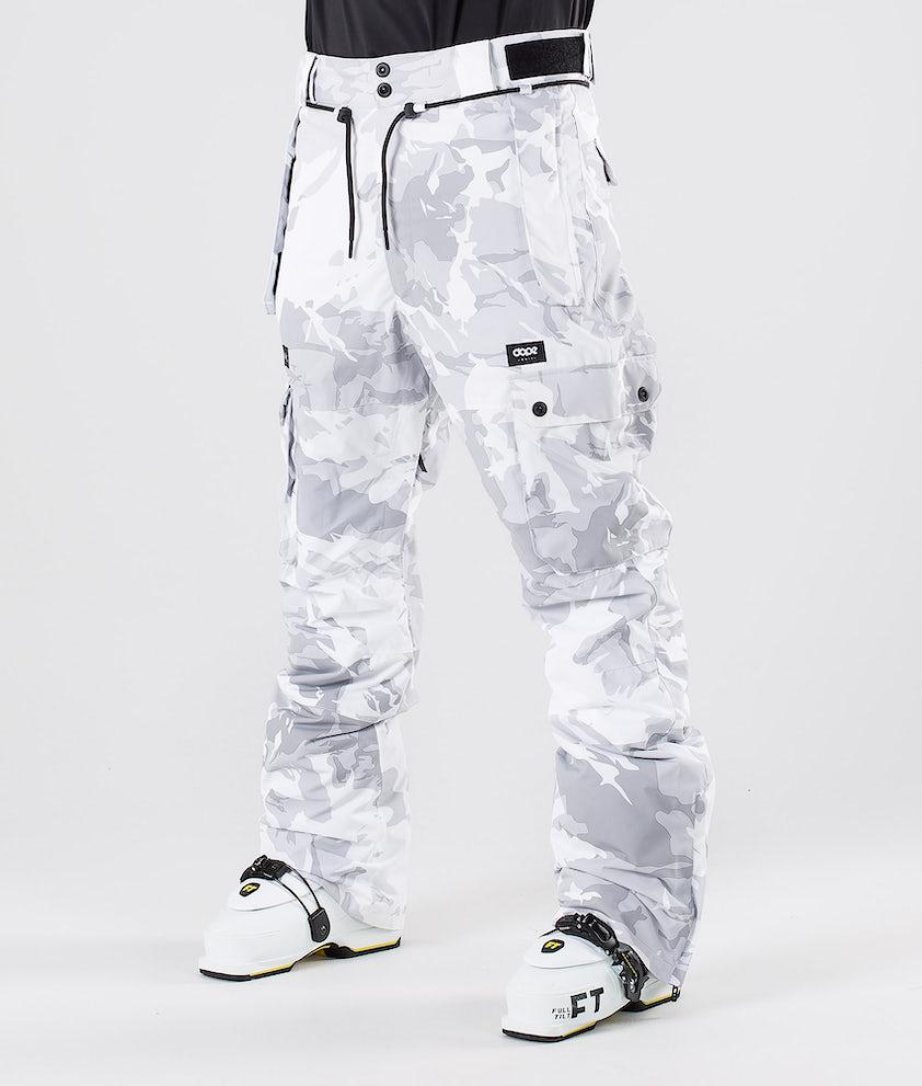 Dope Iconic Pantalon de Ski Tux Camo