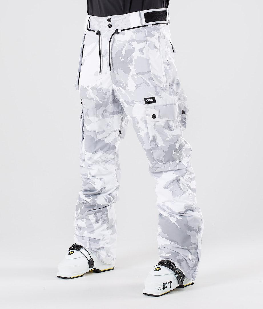 Dope Iconic Ski Pants Tux Camo