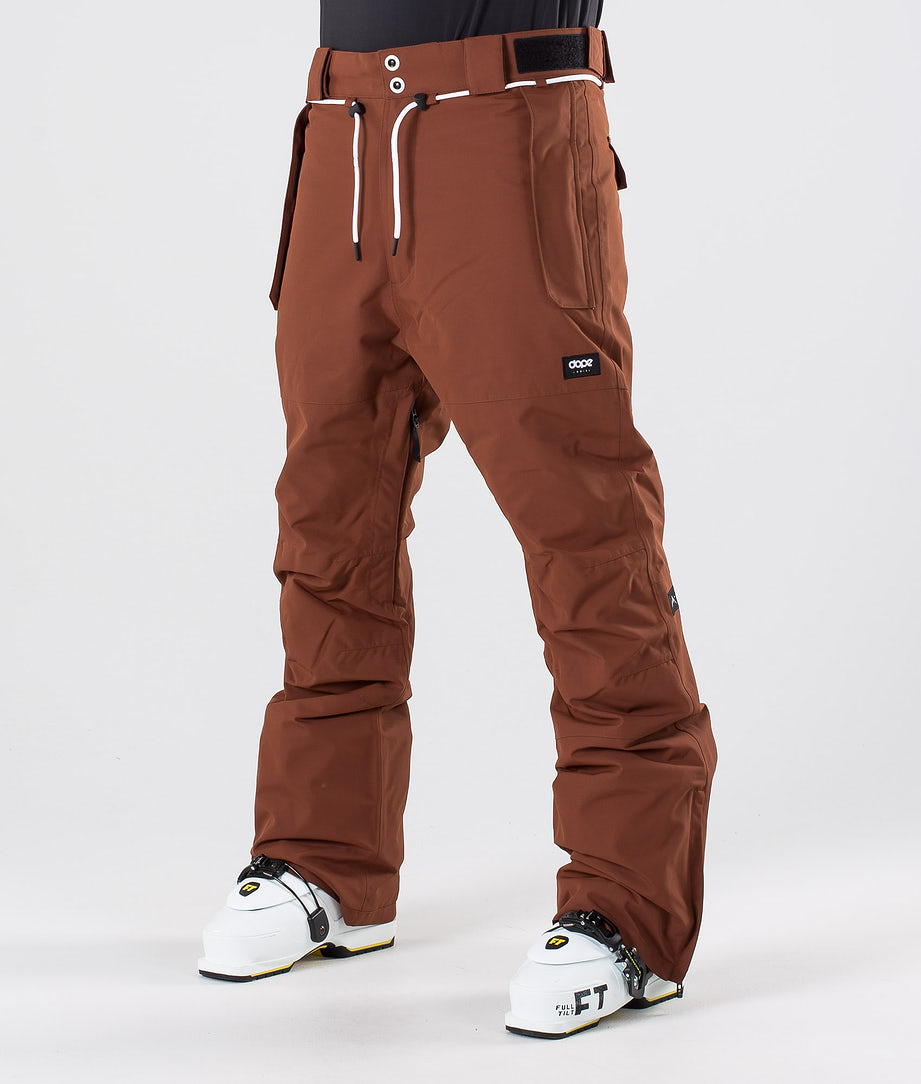 Dope Iconic NP Ski Pants Adobe