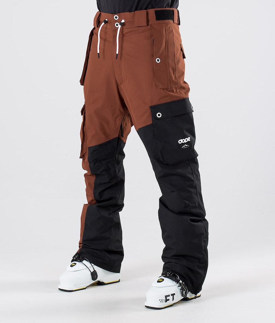 Dope Adept Pantalon de Ski Adobe/Black