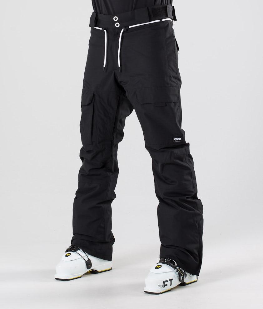 Dope Poise Pantalon de Ski Black