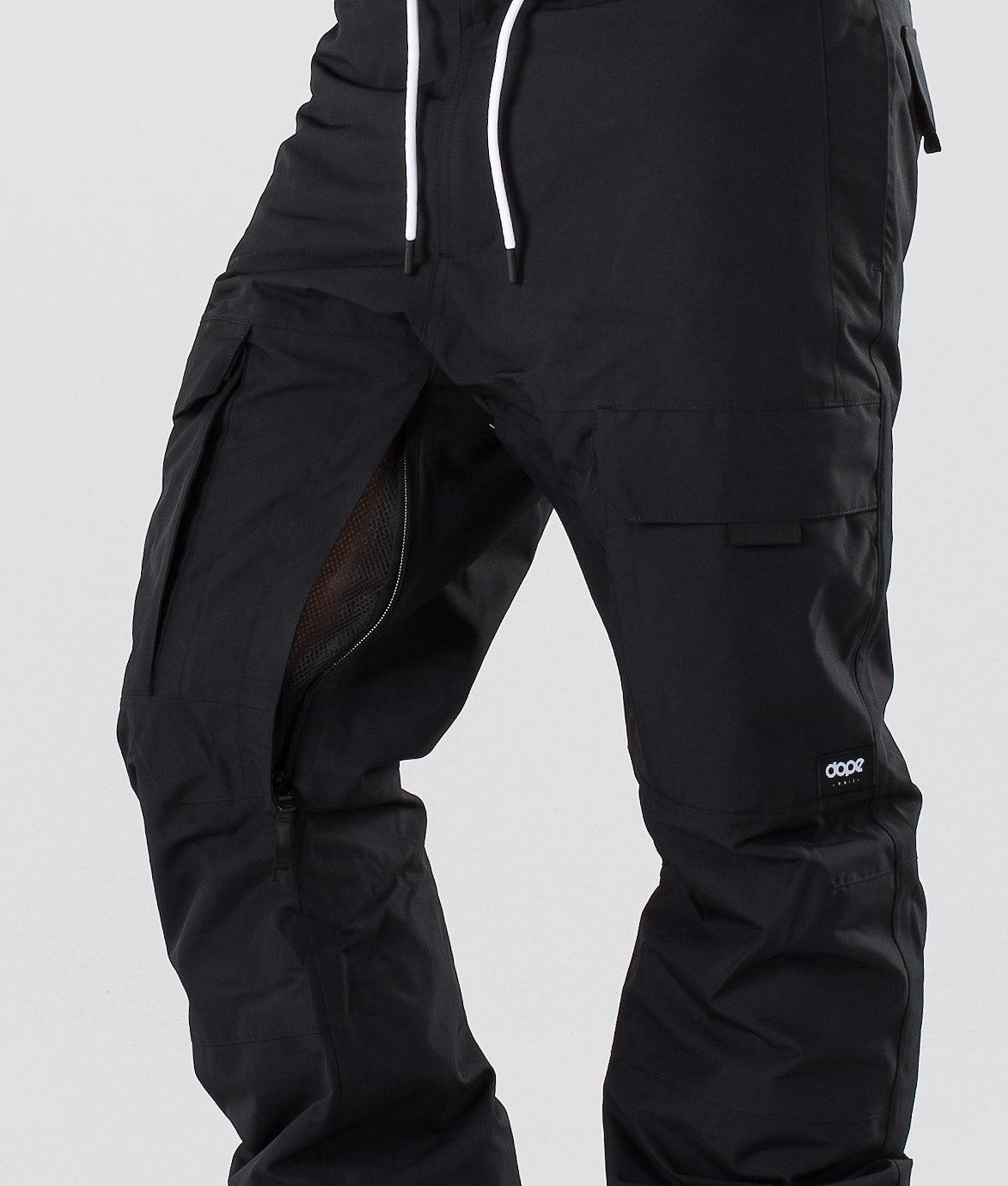 Dope Poise Snowboardbukse Black