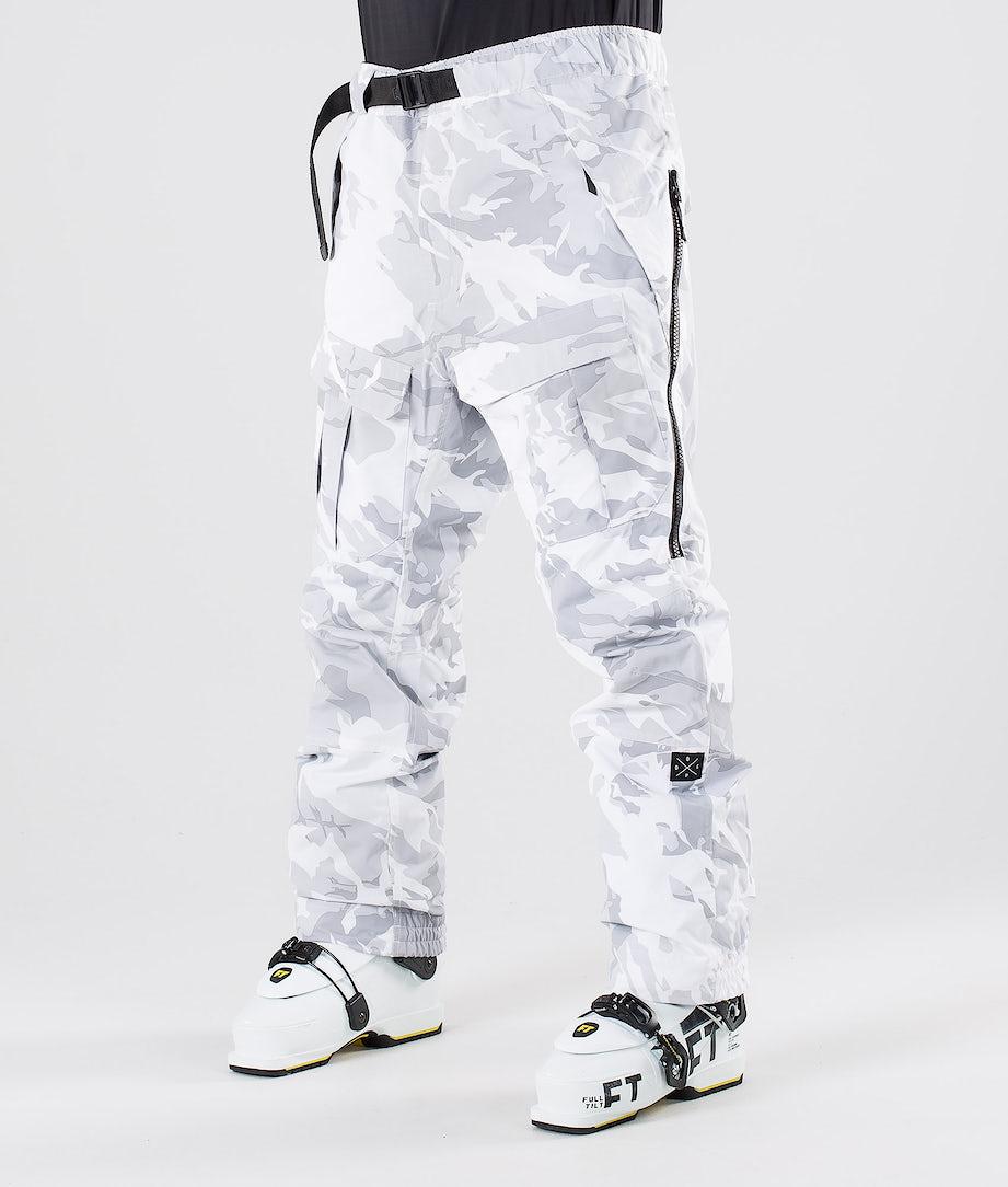 Dope Antek Ski Pants Tux Camo