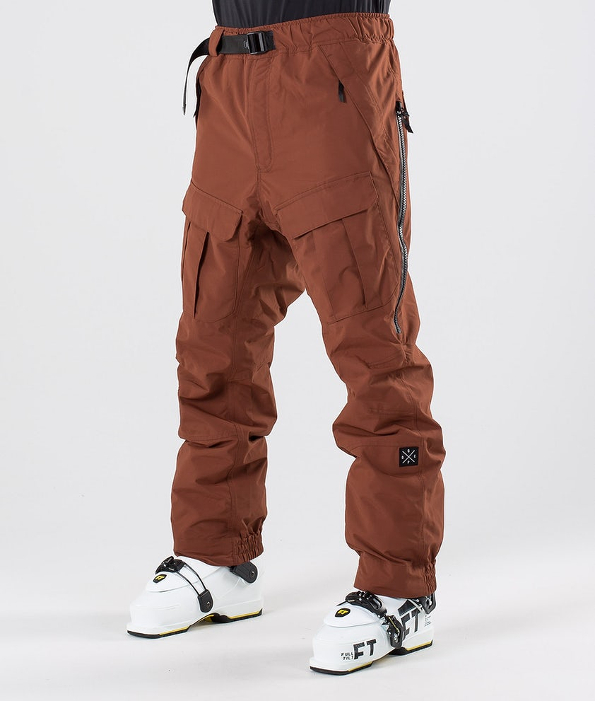 Dope Antek Pantalon de Ski Adobe