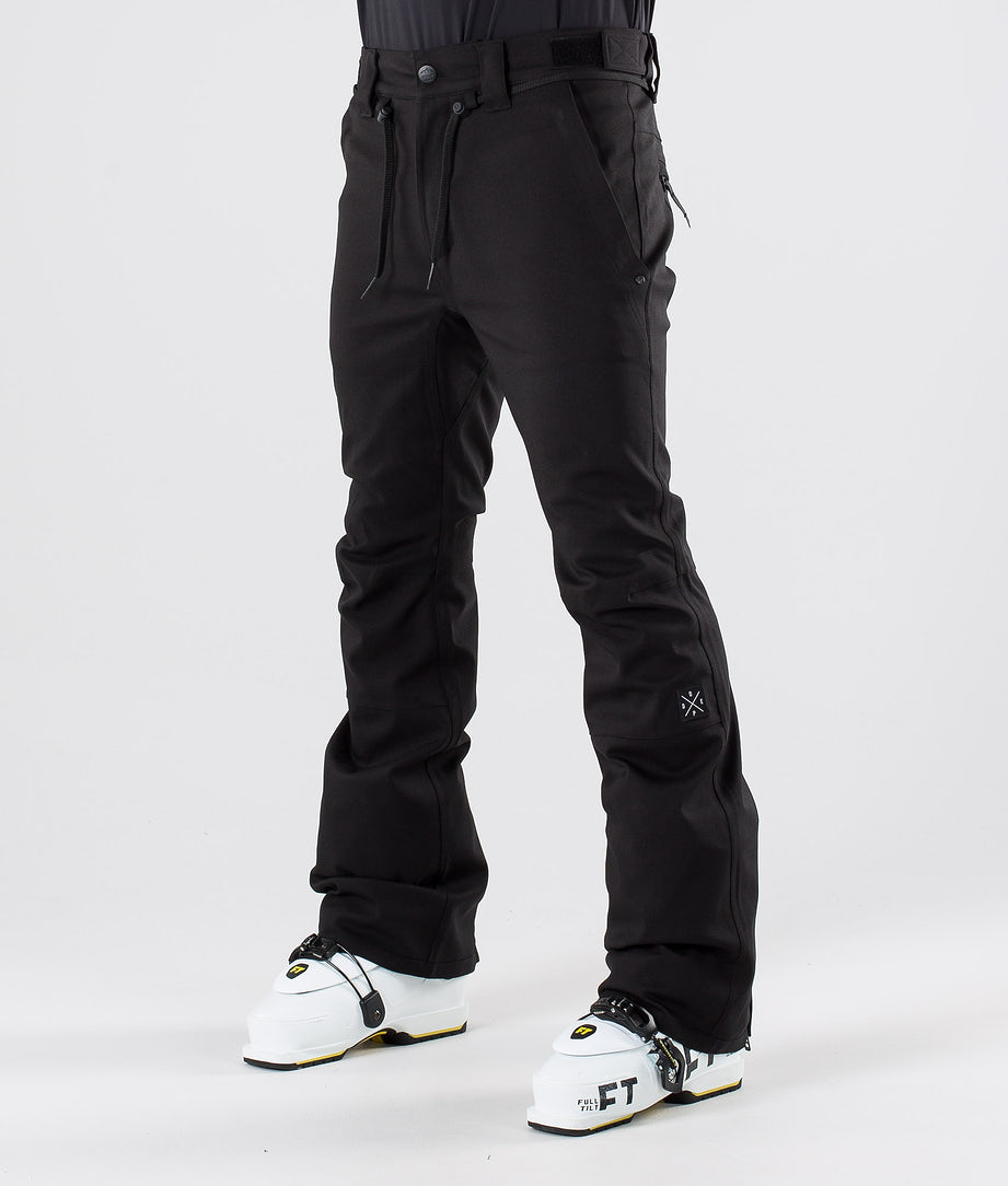 Dope Tiger Ski Pants Black