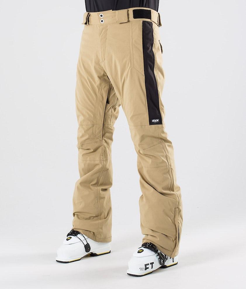 Dope Hoax II Ski Pants Khaki