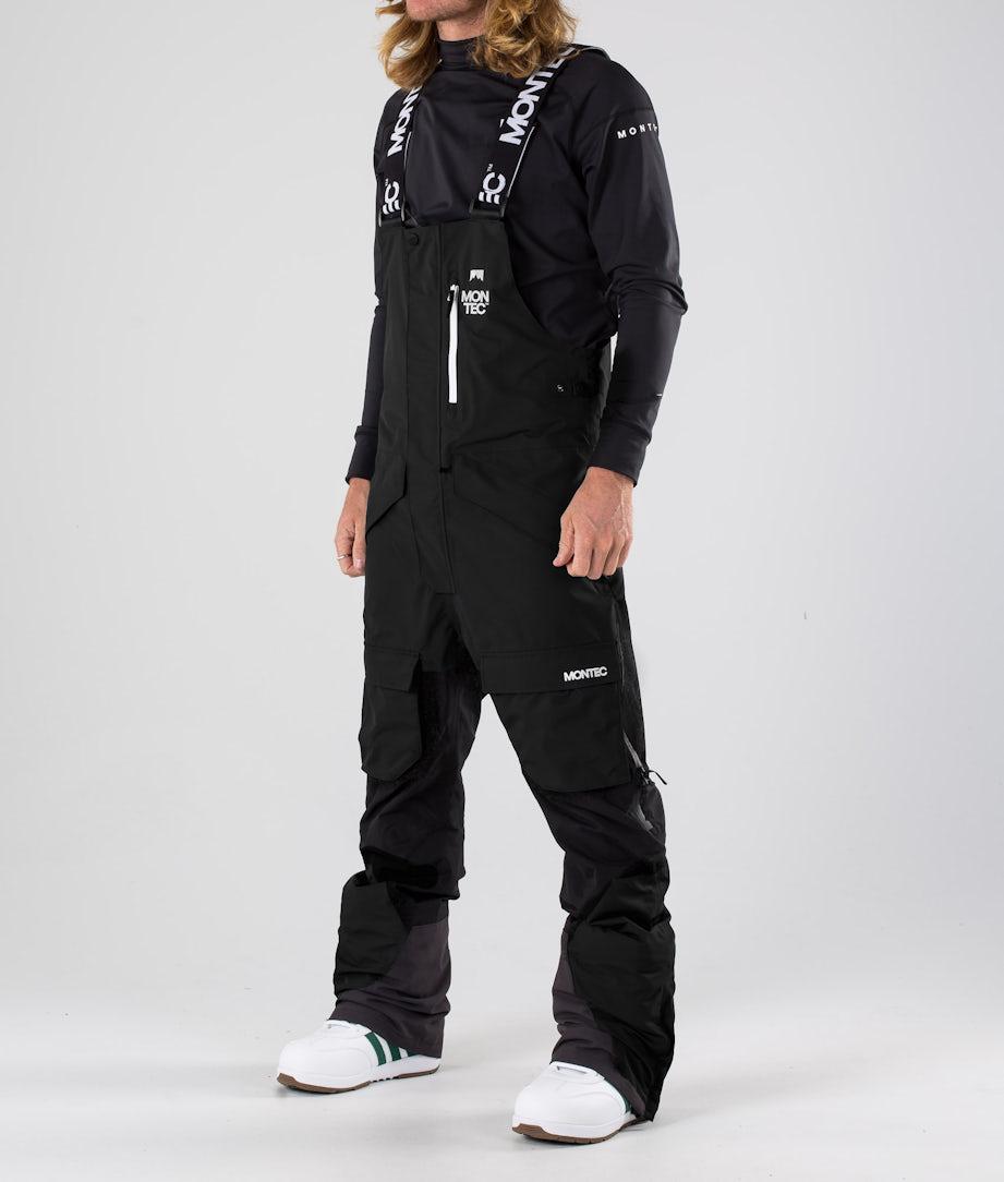 Montec Fawk Snow Pants Black