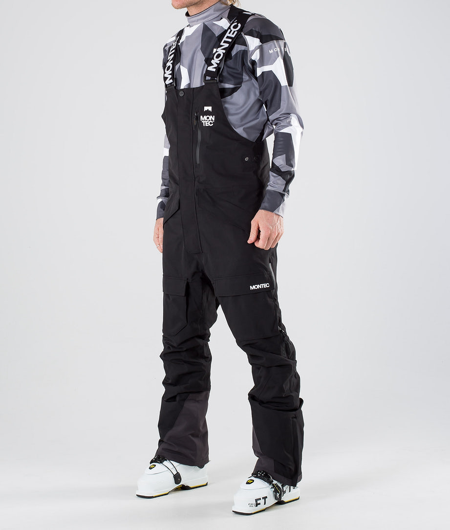 Montec Fawk Ski Pants Black