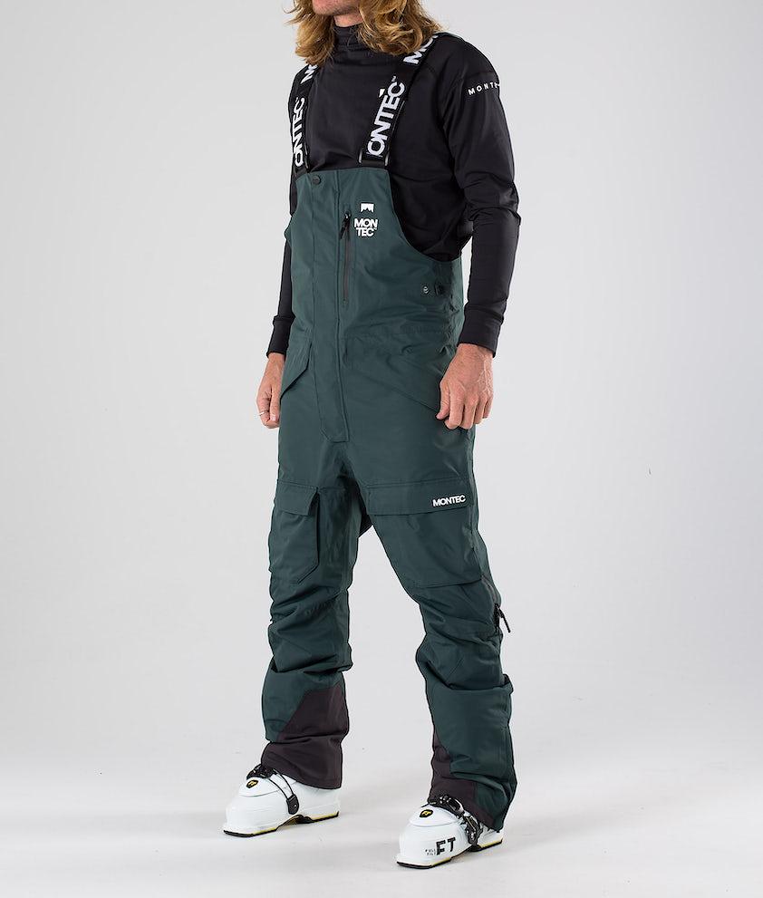 Montec Fawk Pantalon de Ski Dark Atlantic