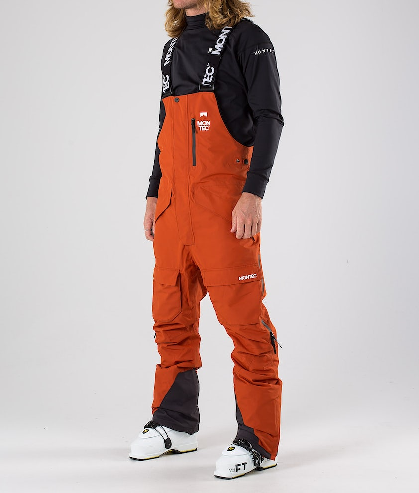 Montec Fawk Ski Pants Clay