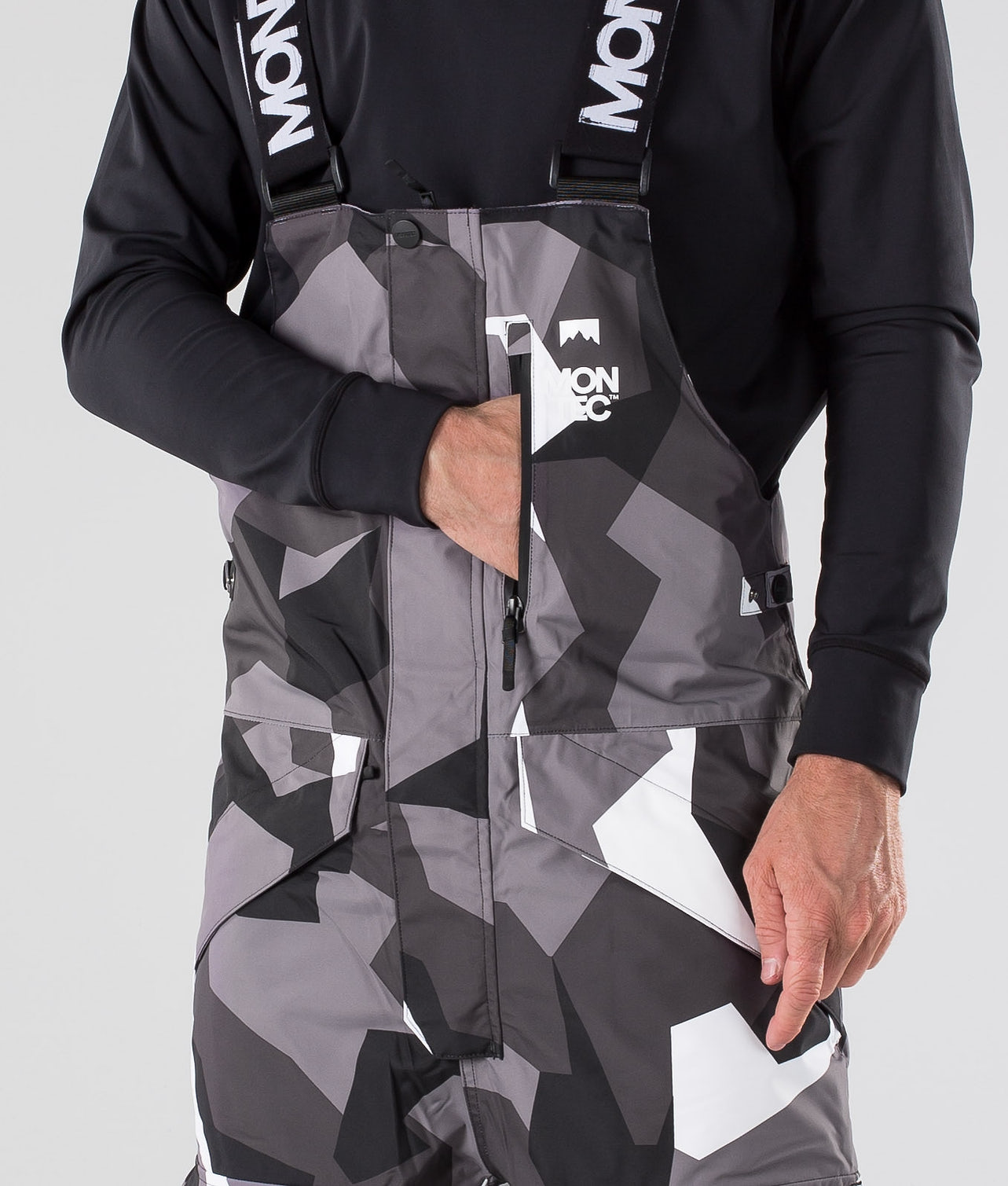 Montec Fawk Pantalon de Ski Arctic Camo