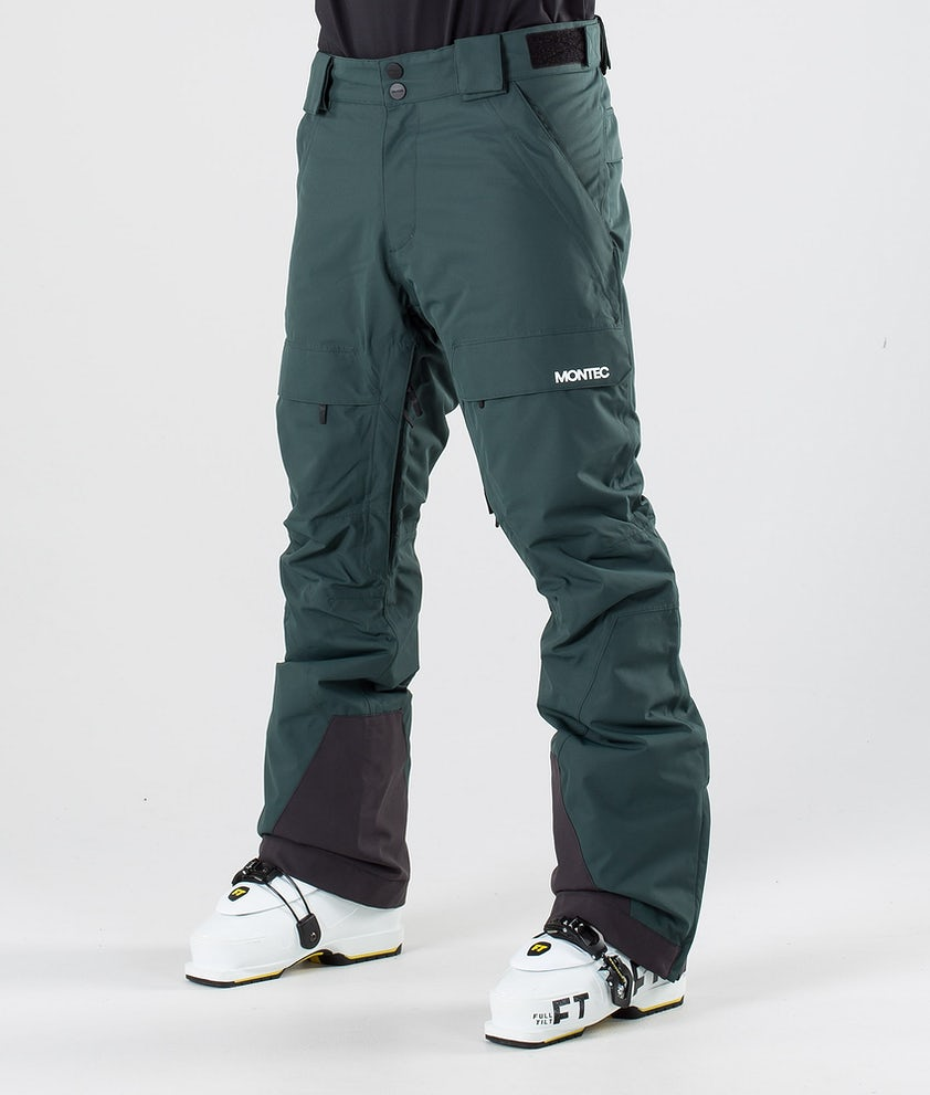 Montec Dune Ski Pants Dark Atlantic