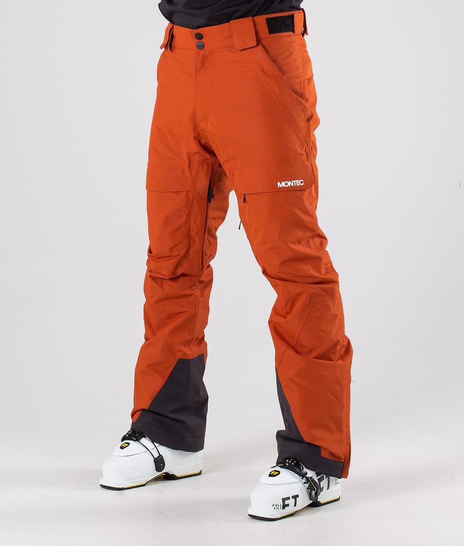 Montec Dune Ski Pants Clay