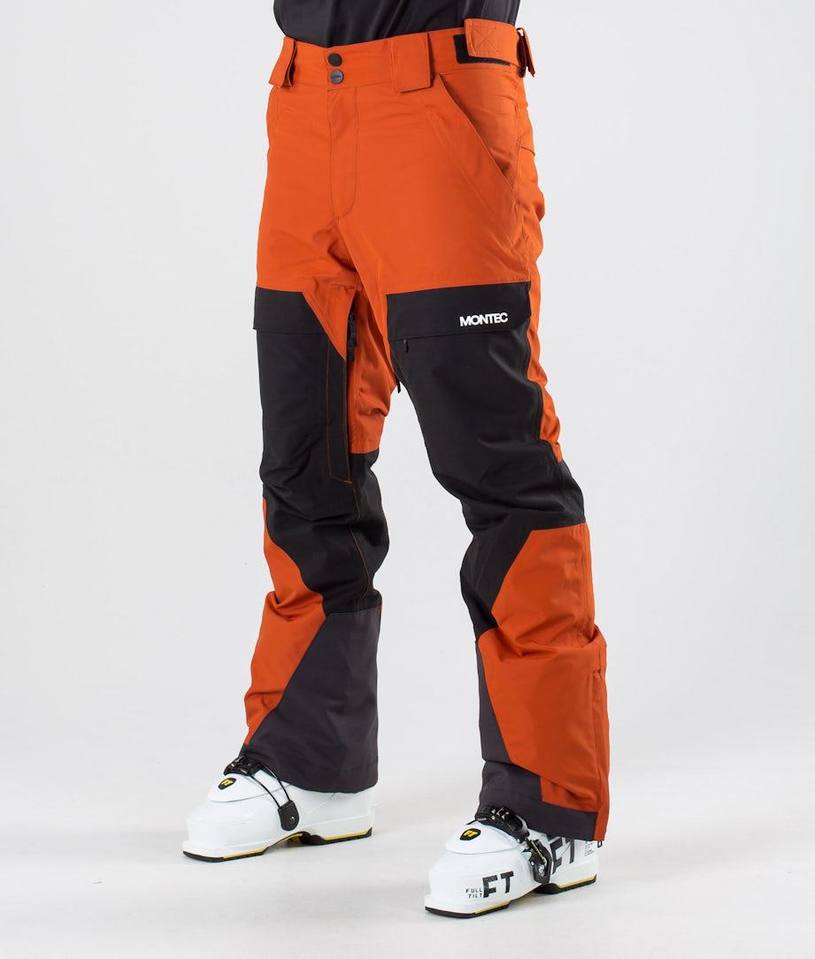 Montec Dune Ski Pants Clay/Black