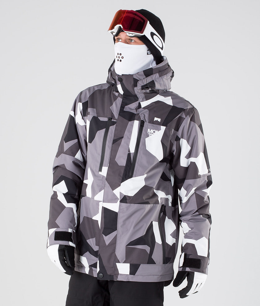 Montec Fawk Skijakke Arctic Camo