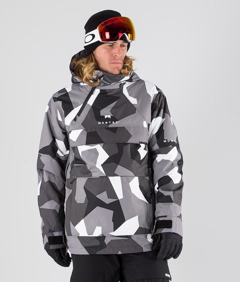 Montec Dune Ski Jacket Arctic Camo