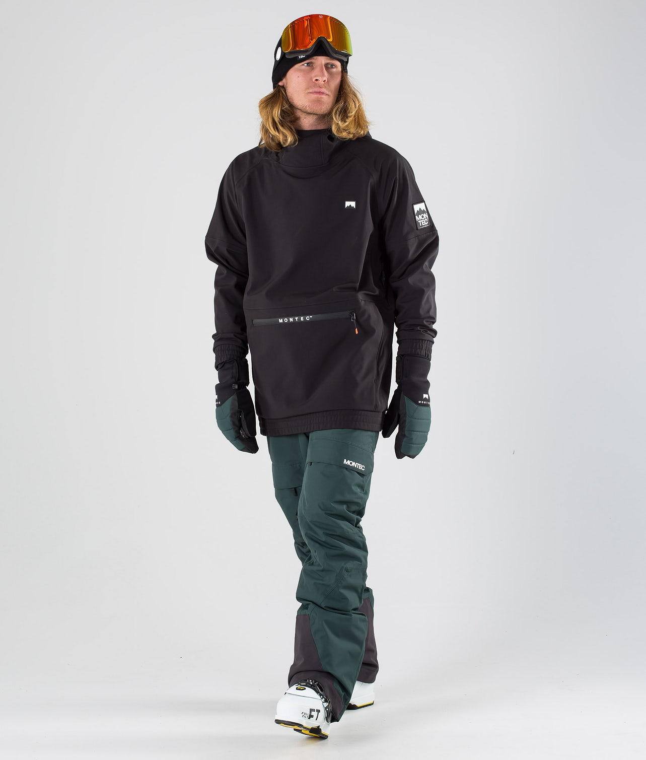 Kjøp Tempest Skijakke fra Montec på Ridestore.no - Hos oss har du alltid fri frakt, fri retur og 30 dagers åpent kjøp!