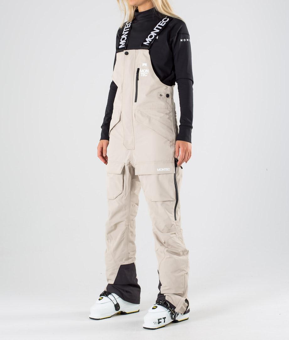 Montec Fawk W Ski Pants Desert