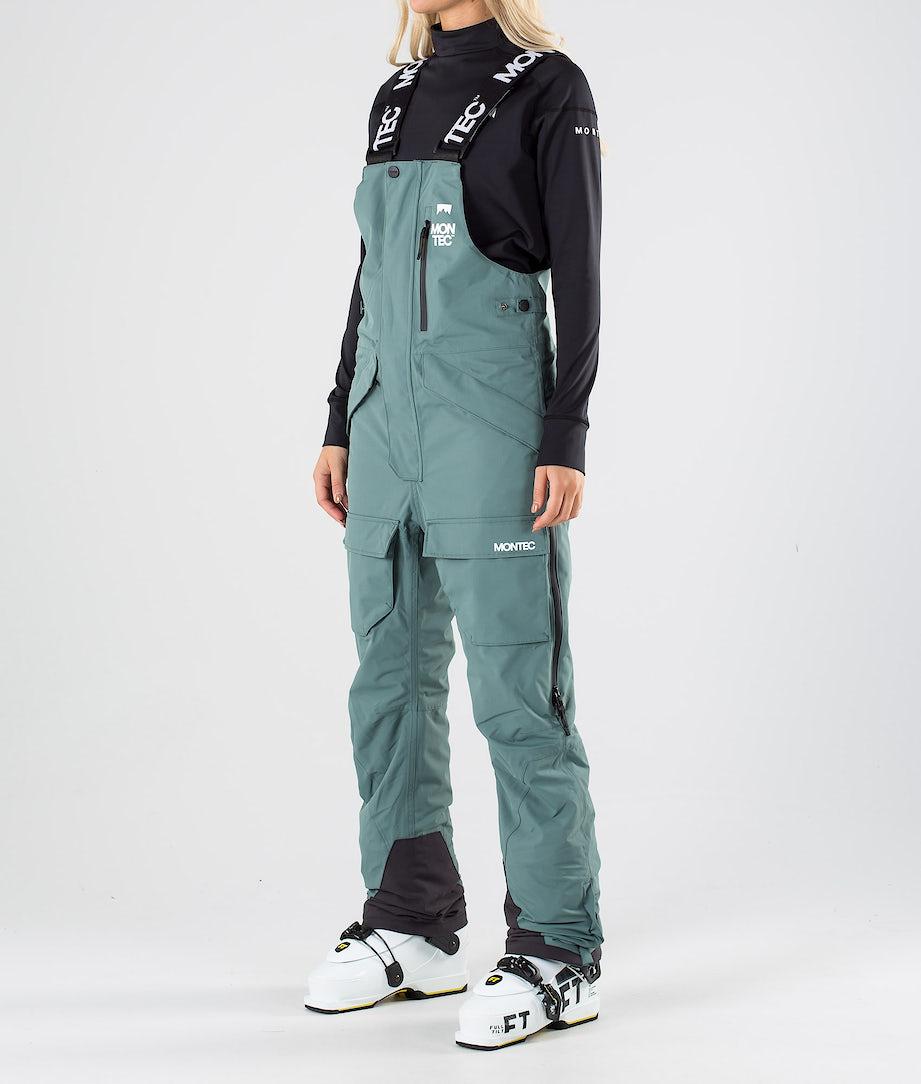 Montec Fawk W Ski Pants Atlantic