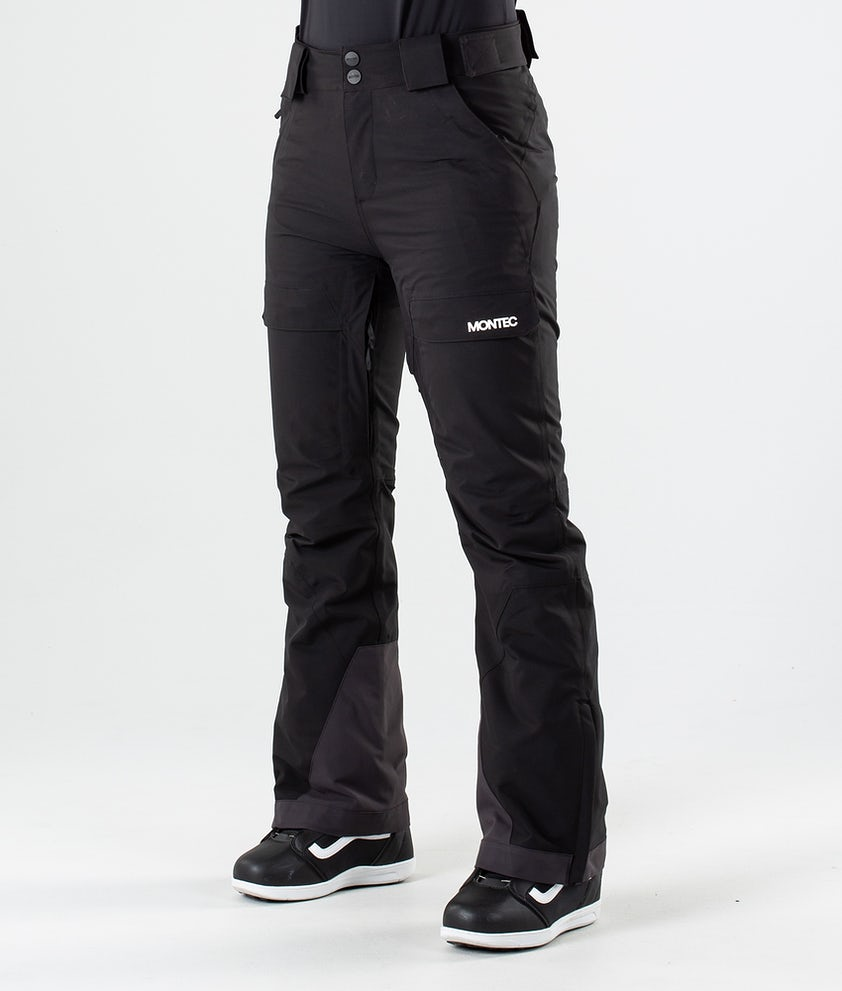 Montec Dune W Snow Pants Black