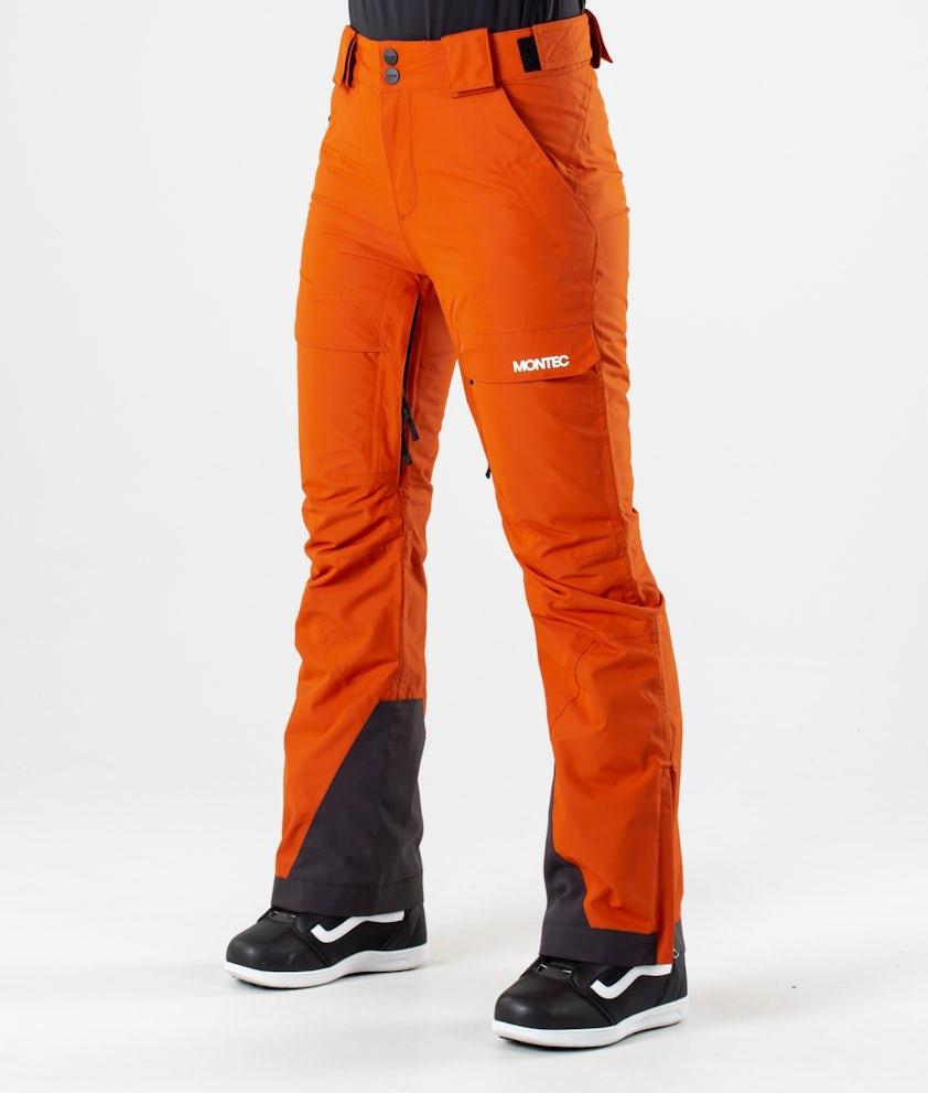 Montec Dune W Snowboard Pants Clay