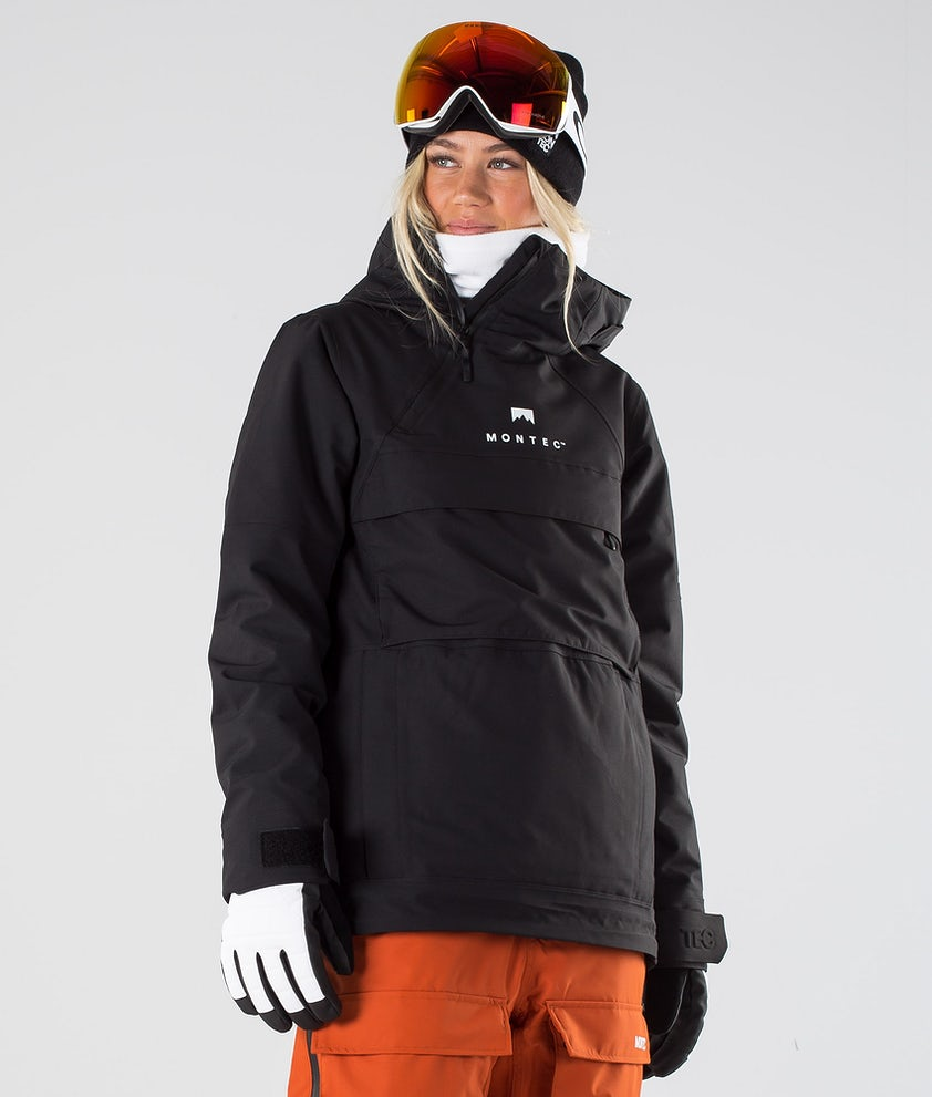 Montec Dune W Ski Jacket Black