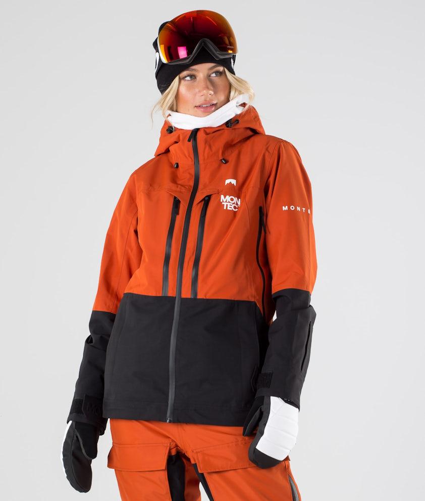Montec Moss Ski jas Clay/Black/White