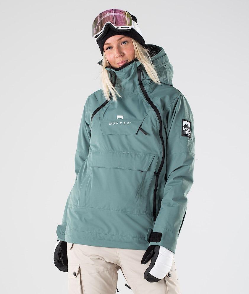 Montec Doom W Ski Jacket Atlantic
