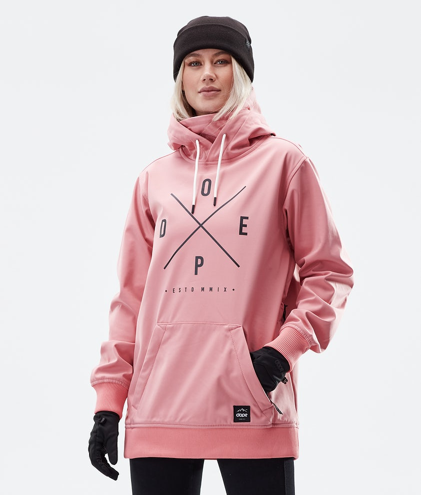 Dope Yeti W Winter Jacket Pink