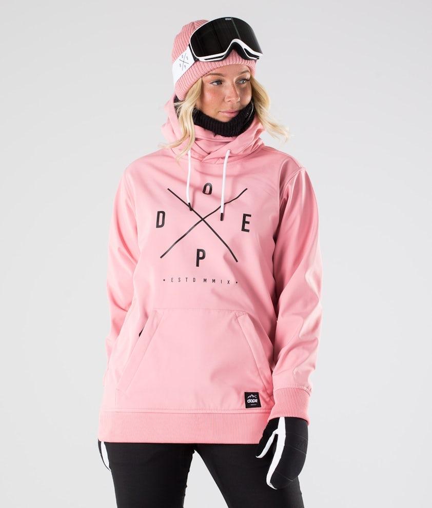 Dope Yeti W Skijacke Pink