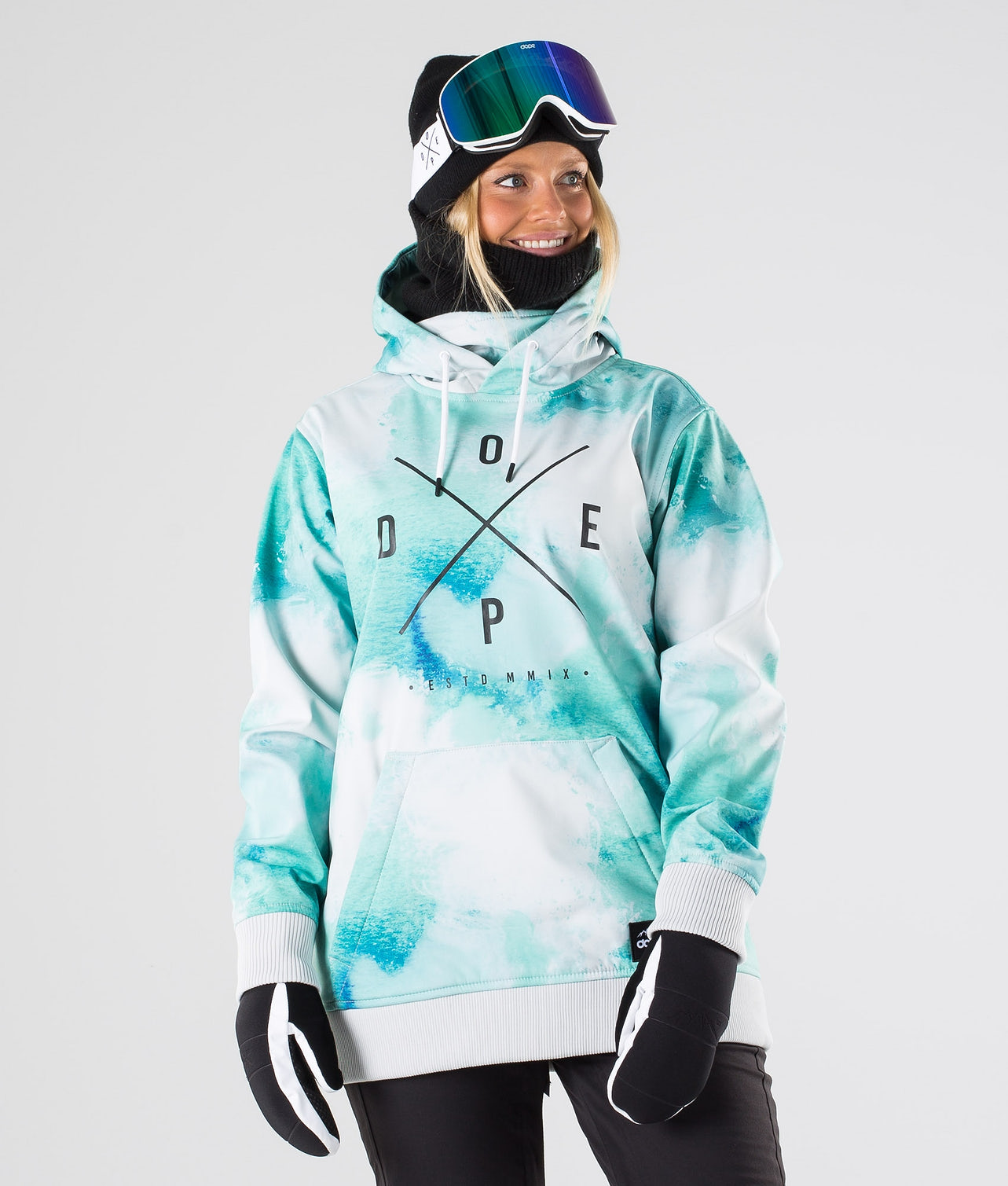 Kjøp Yeti W Skijakke fra Dope på Ridestore.no - Hos oss har du alltid fri frakt, fri retur og 30 dagers åpent kjøp!