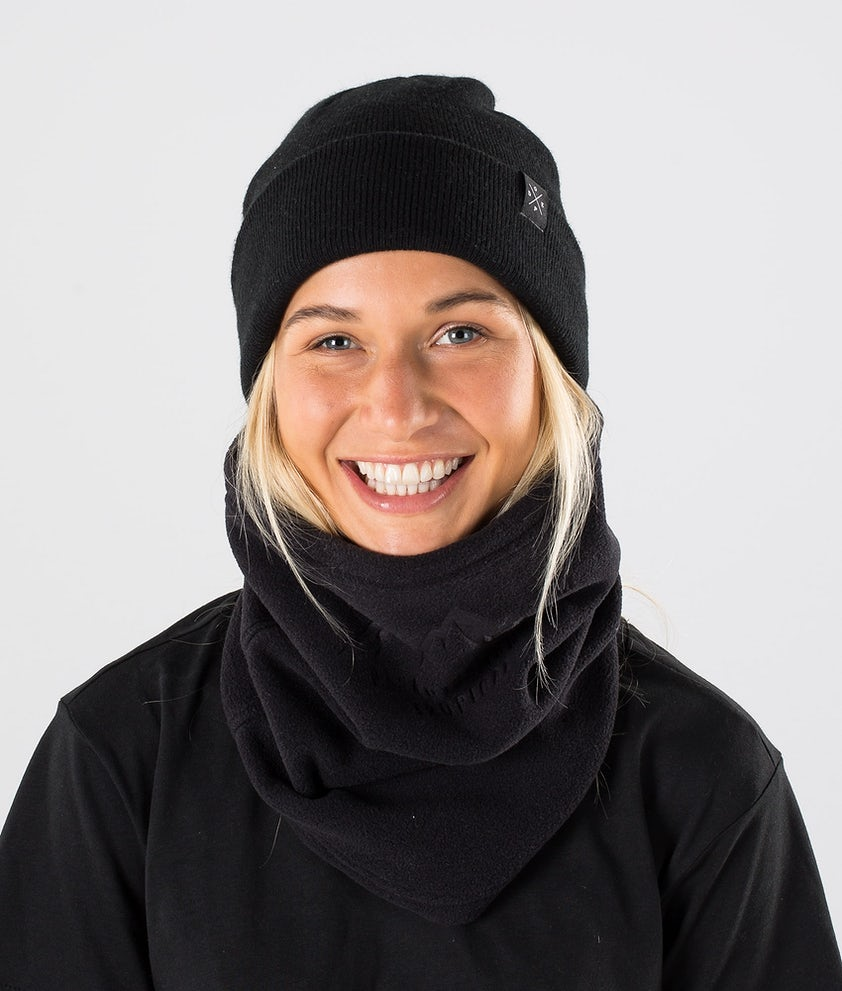 Dope Cozy Tube Ansiktsmasker Black