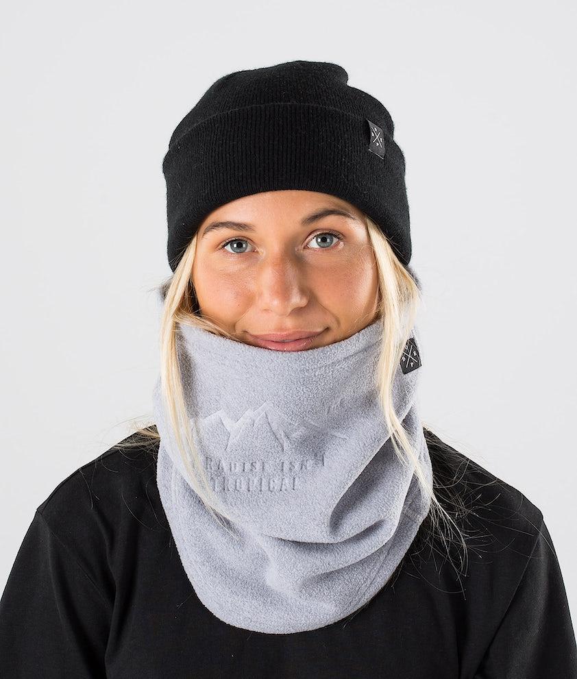 Dope Cozy Tube Facemask Light greyel