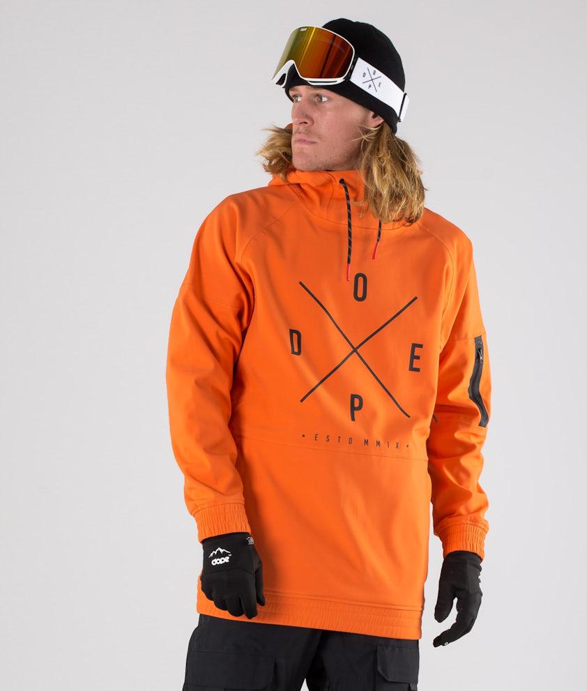 Dope Rambler MTE Veste de Snowboard Orange