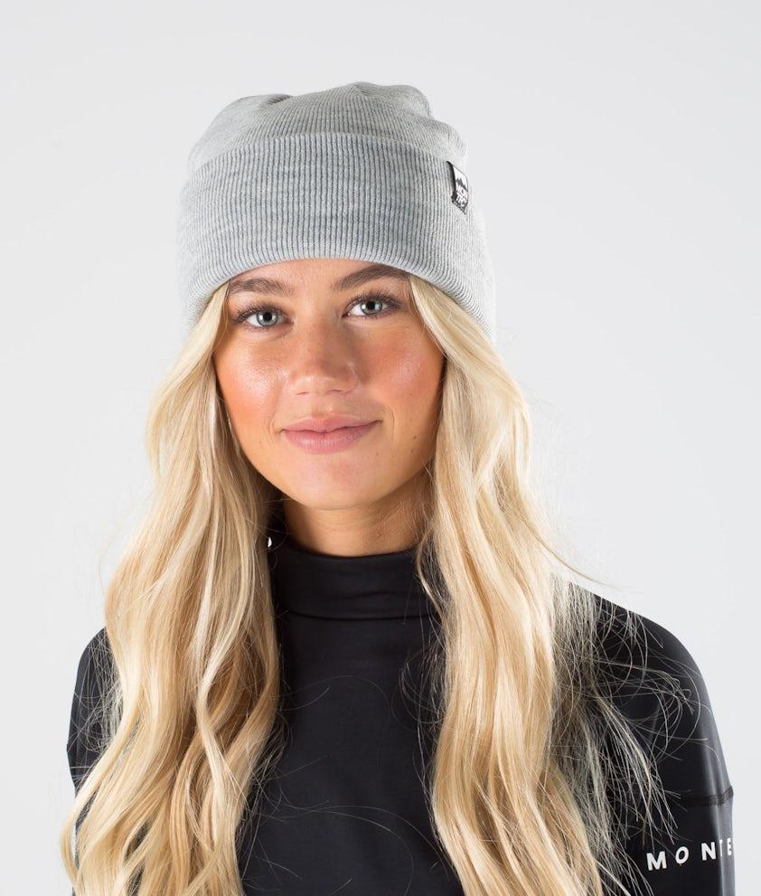 Montec Echo Bonnet Grey Melange