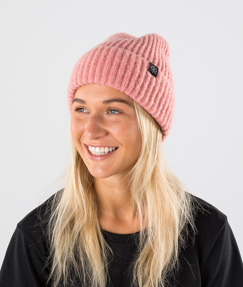 Dope Chunky Bonnet Pink