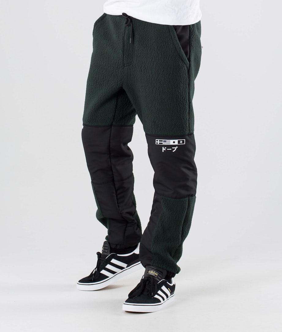 Dope KB Ollie Pants Green Black