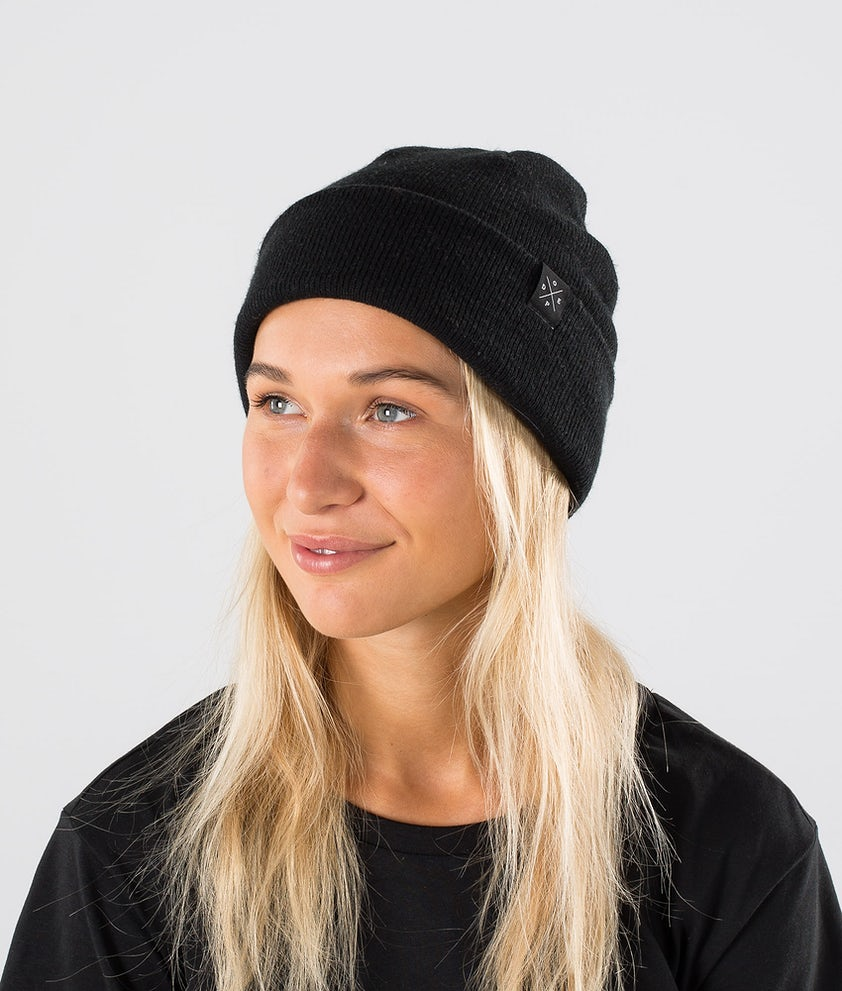 Dope Solitude Gorro Black