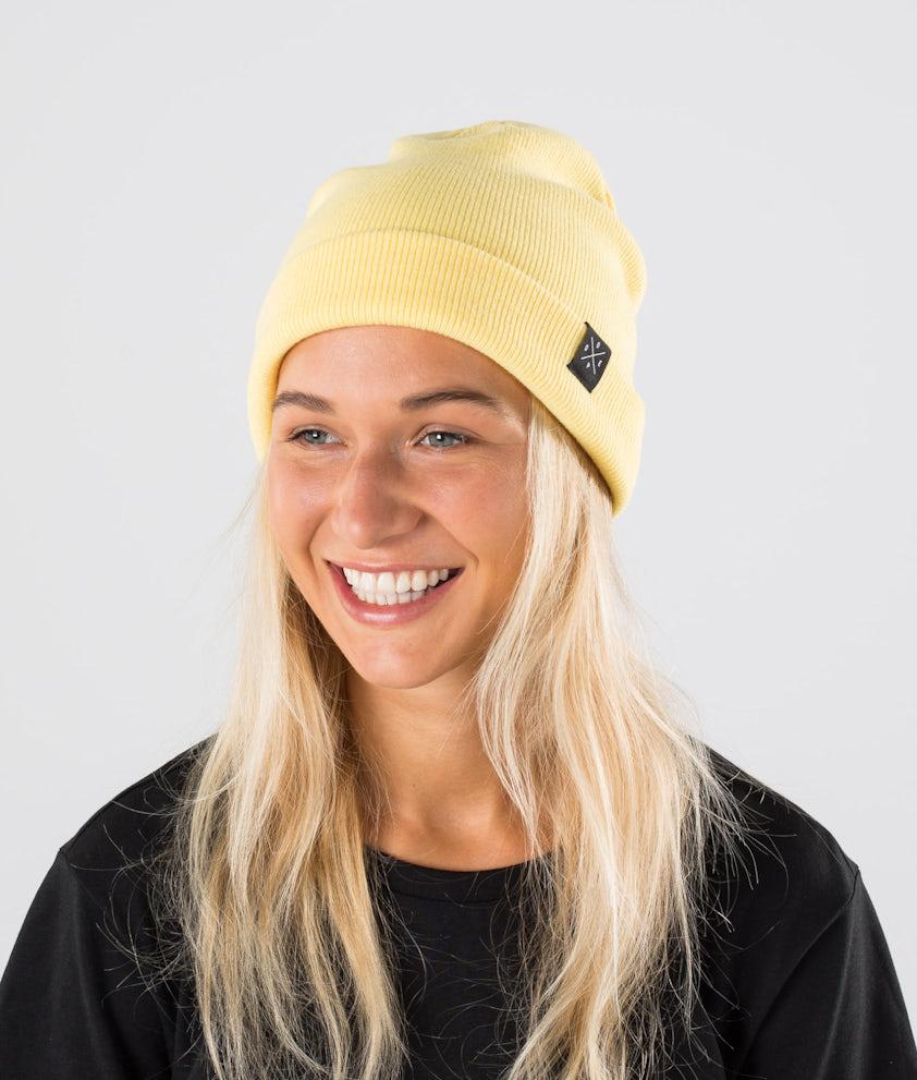 Dope Solitude Gorro Yellow