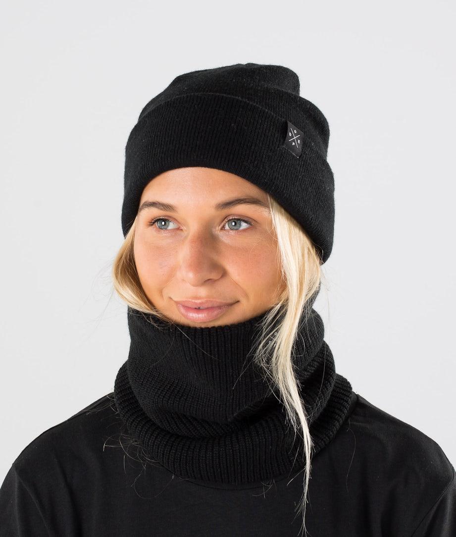 Dope 2X-UP Knitted Skimaske Black