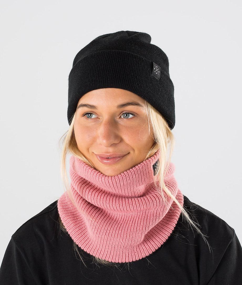 Dope 2X-UP Knitted Skimaske Pink