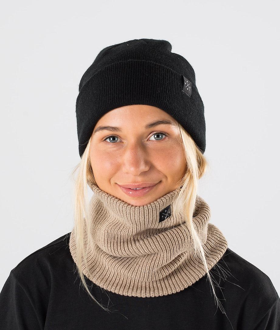 Dope 2X-UP Knitted Skimaske Sand