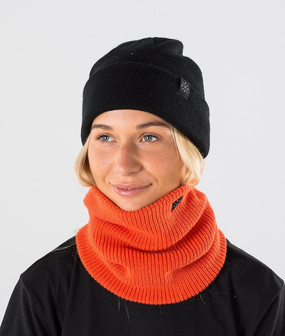Dope 2X-UP Knitted Skimaske Orange