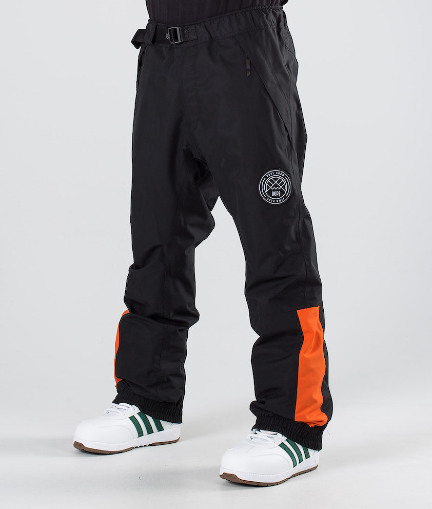 Dope Blizzard LE Snowboardbukse Black Orange