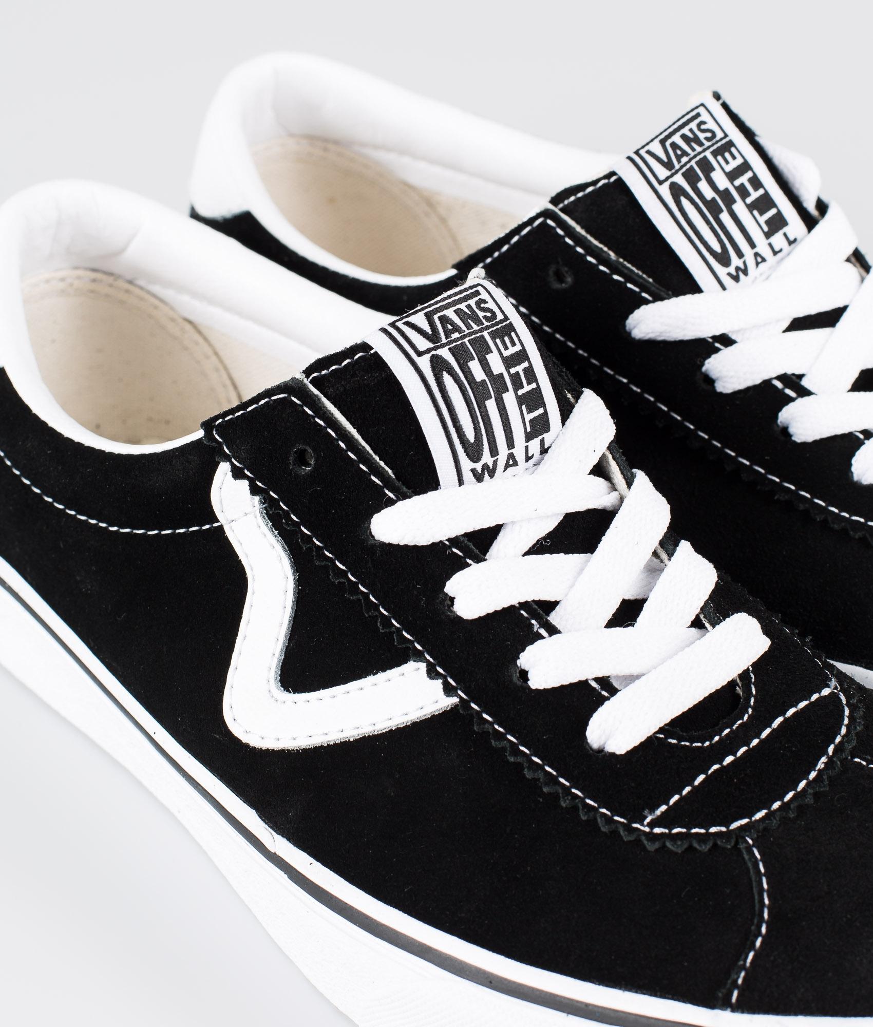 Vans Vans Sport Chaussures (Suede) Black