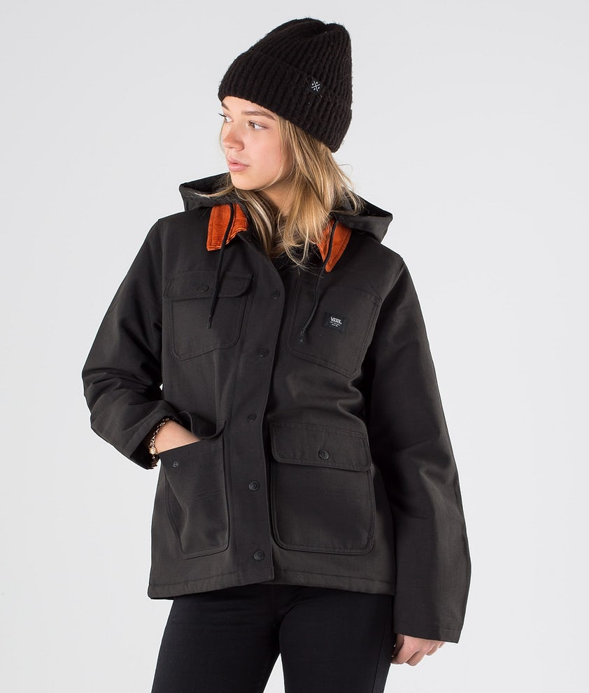 Vans Drill Chore Coat MTE Jakke Black