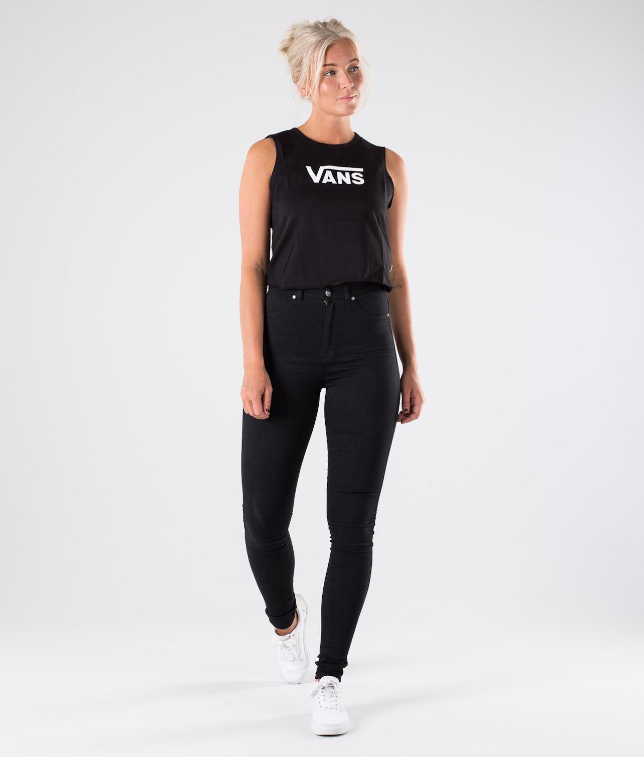 Kjøp Flying V Classic Muscle T-shirt fra Vans på Ridestore.no - Hos oss har du alltid fri frakt, fri retur og 30 dagers åpent kjøp!