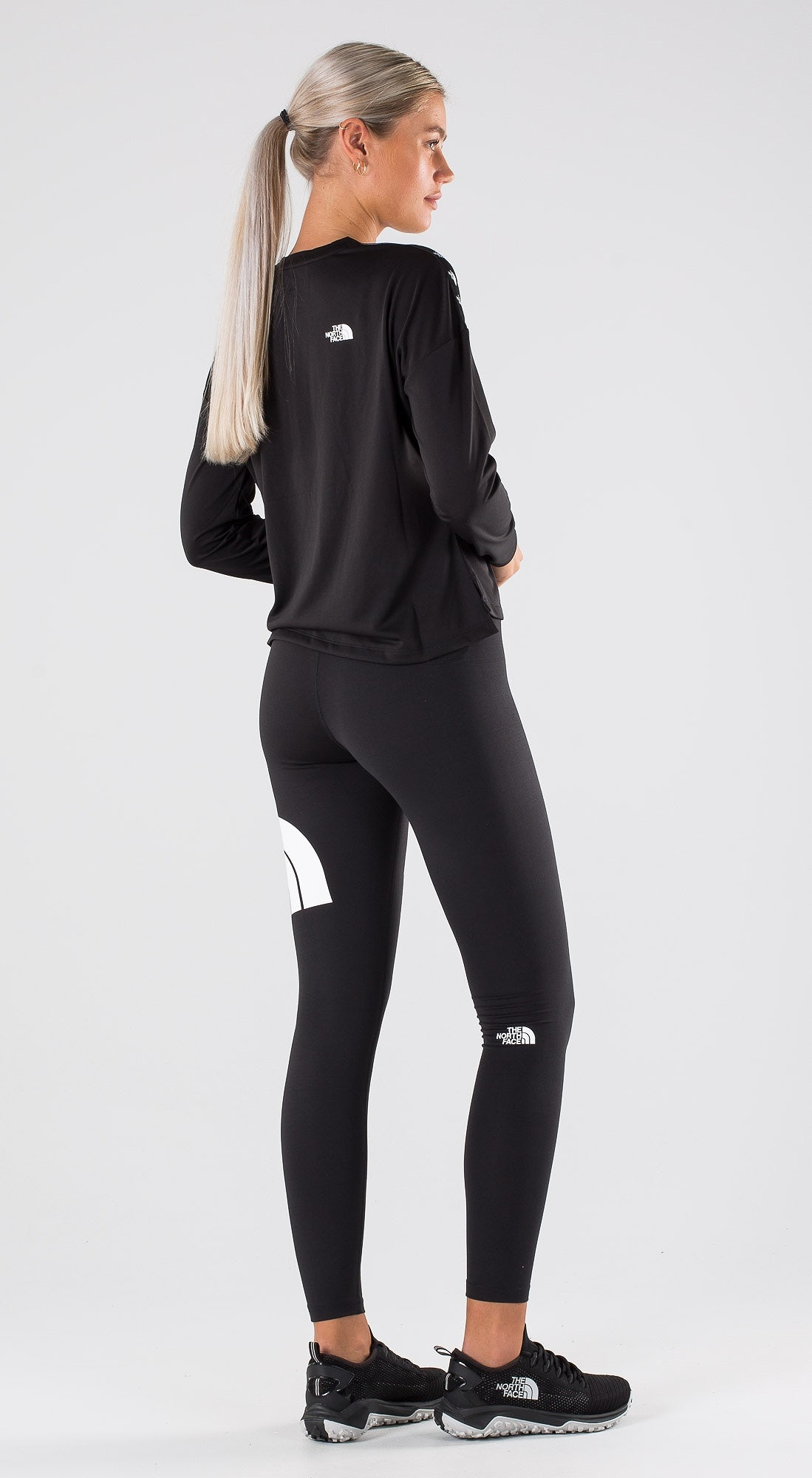 The North Face TNL Crop LS